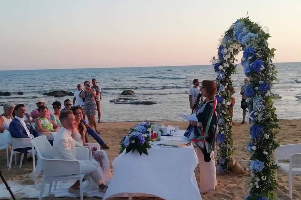 Emilia Rejtano - La Celebrante di Matrimoni in Sicilia