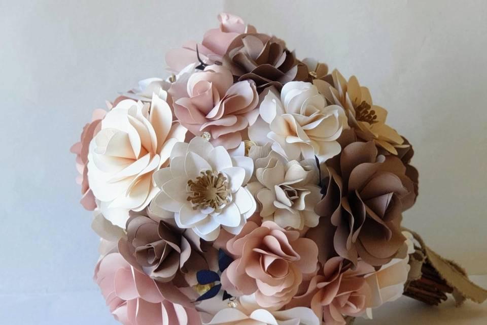 Bouquet cipria