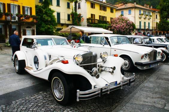 Lago Maggiore - Wedding Transfer
