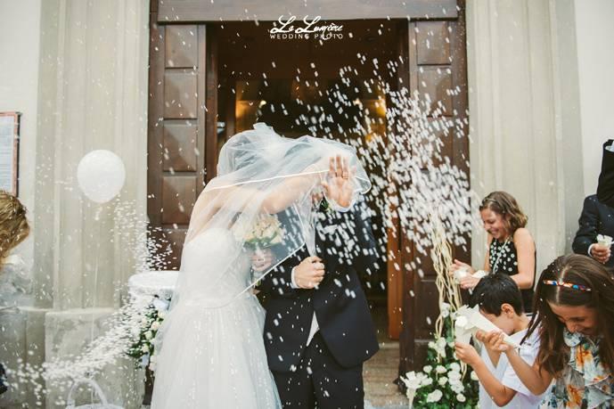 La Lumière Wedding Photo