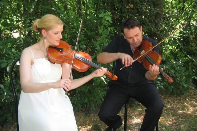 Gli Arcangeli - Duo Violinistico