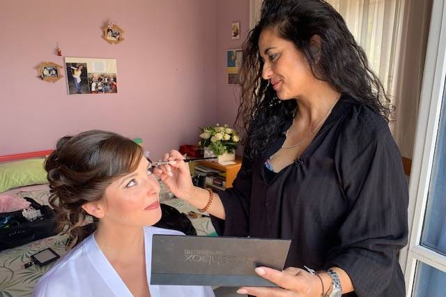 Francesca Lattuca Make-up