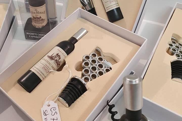 Set vino