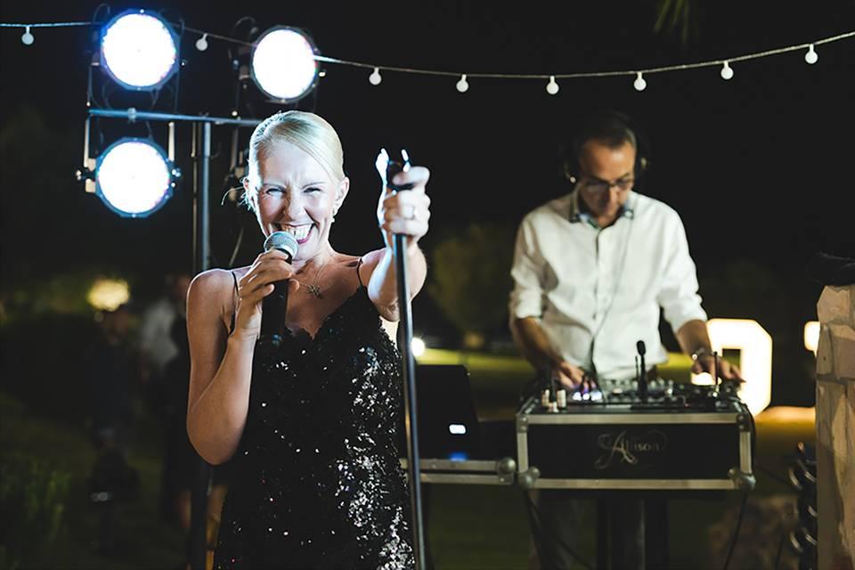 Allison + DJ Set
