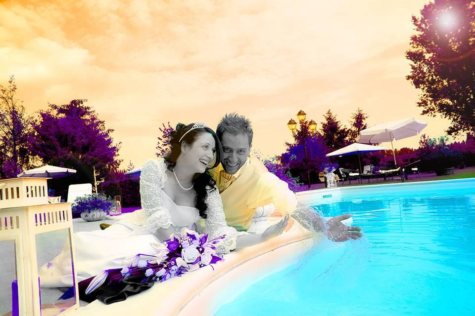 Immagine in villa