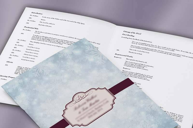Libretti per matrimonio nozze