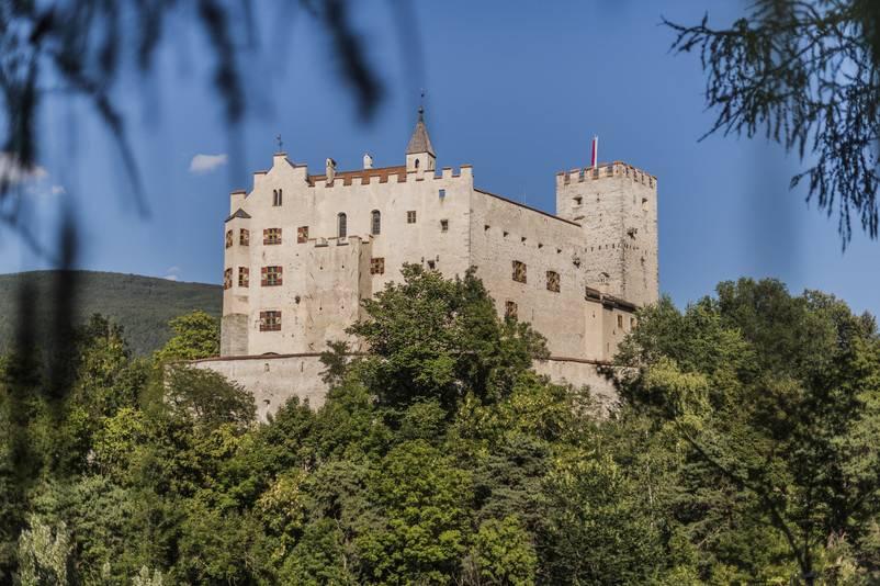 Sala vescovile al Castello di Brunico