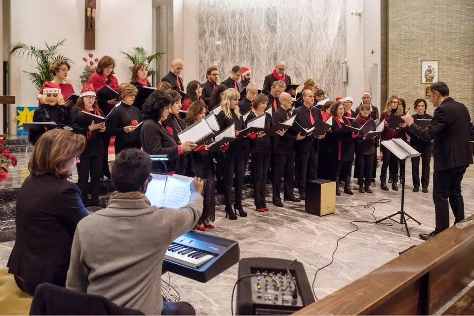 Coro Polifonico Andrea Grilli