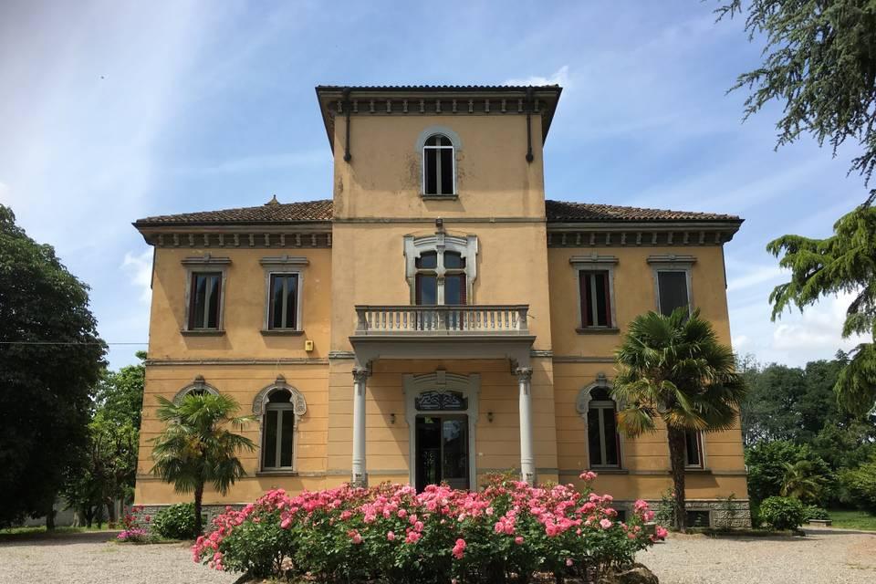 Villa Cervi
