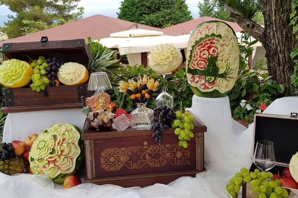 Andrea Lopopolo Il Maestro Chef della Frutta