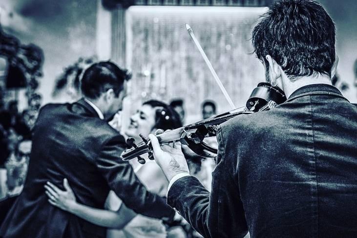 Vincent Palazzo Violinista