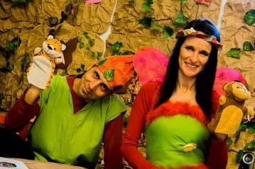 Fata Trilly & Elfo Pabo