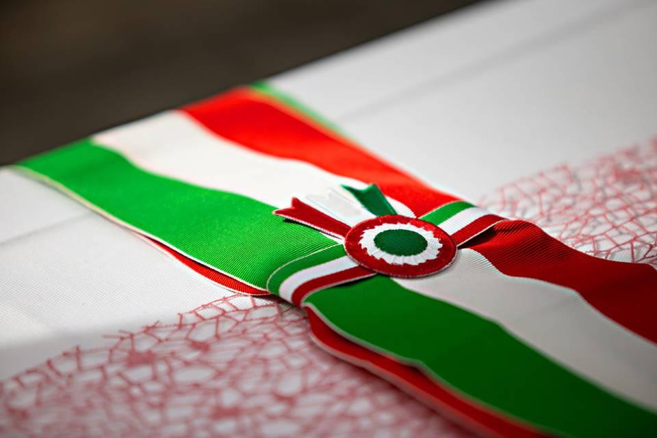 Fascia tricolore - Tonigar