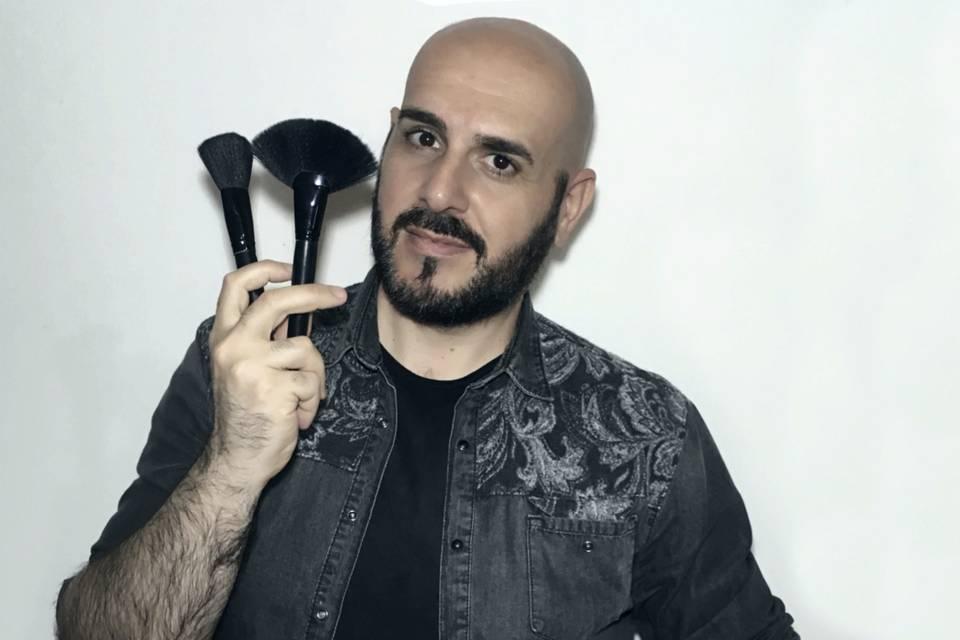 Roberto DG Make-up Artist