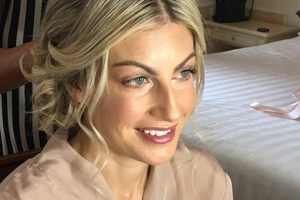 Lela make-up