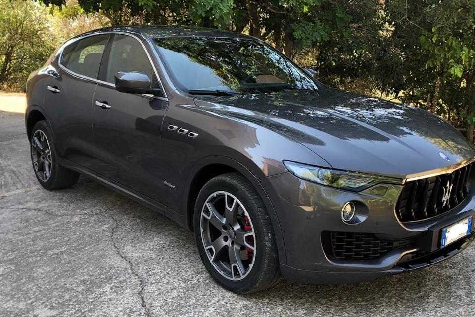 Viaggio in Maserati