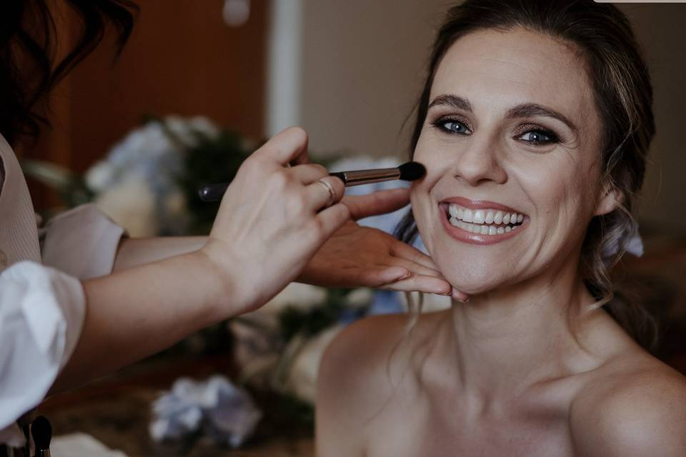 Federica Pitto Makeup Artist