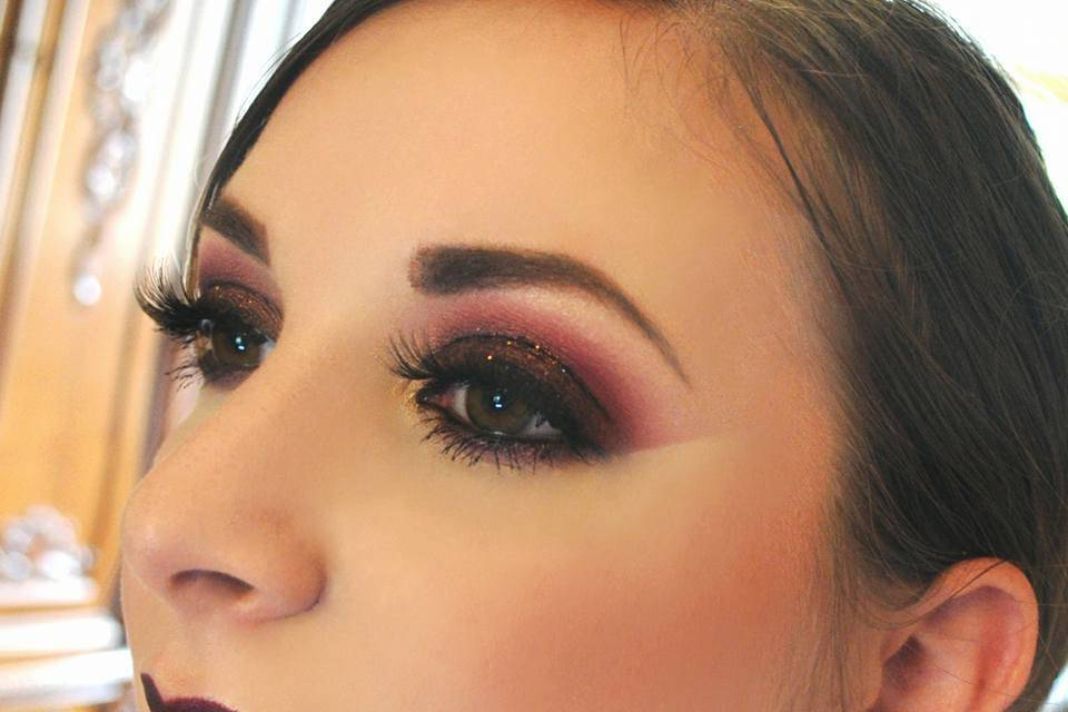 Make-up By Salvo Lopez