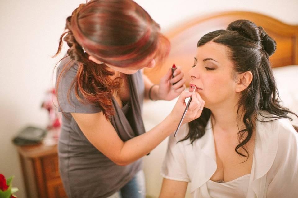 Silvia Scala Make-Up Artist