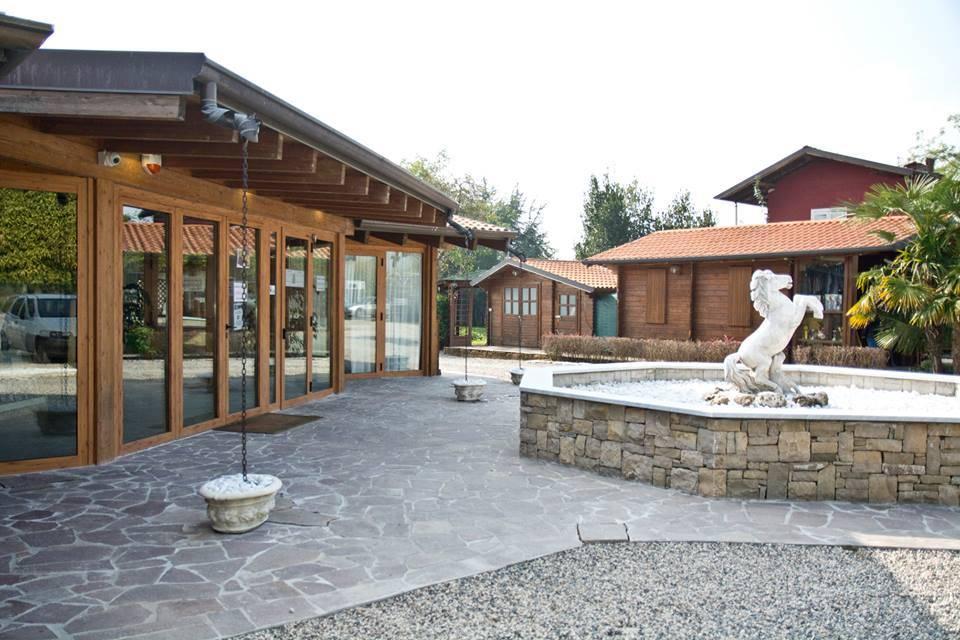 Cascina Del Sole Risto Ranch