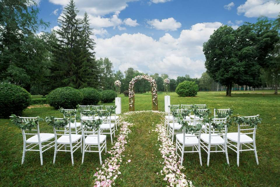 Flower Wedding Luxury