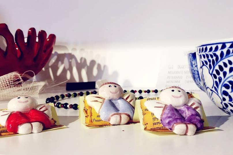 Angeli ceramica Arteinsieme