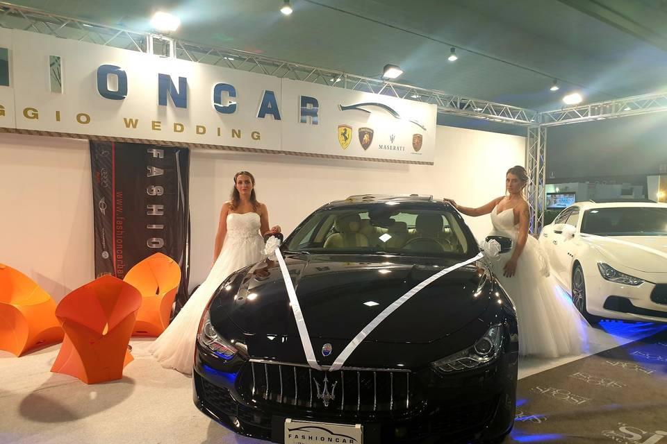 New Maserati 2019