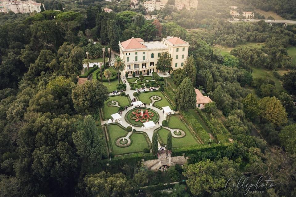 Villa Marigola Lerici