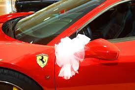 Ferrari Florence car rent