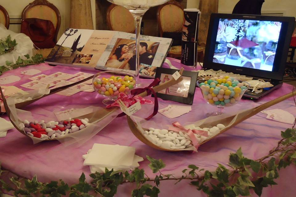 Matia Amica Sposa Wedding Planner