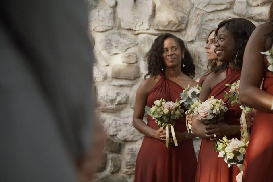 Bridesmaids of the Bride