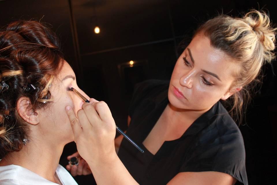 Sofia De Fusco - Makeup Artist