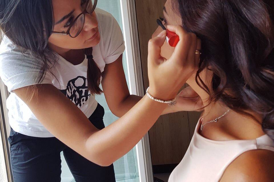 Alena Make-up