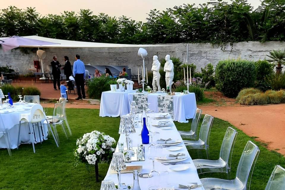 Tavolo Sposi Natural Wedding
