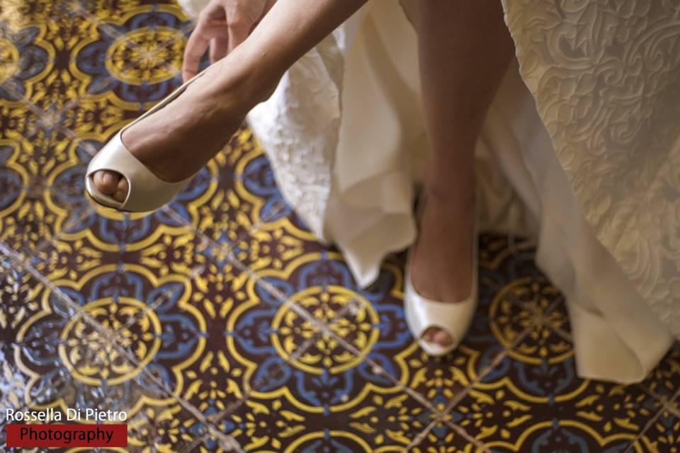 O+E preparazione sposa