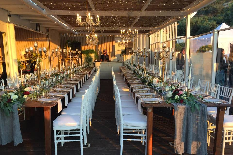Luxury table design