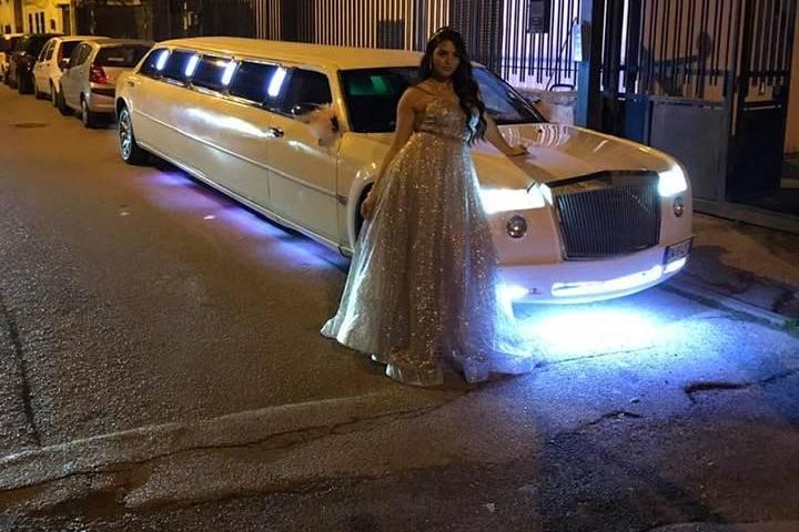 New limousin chrysler