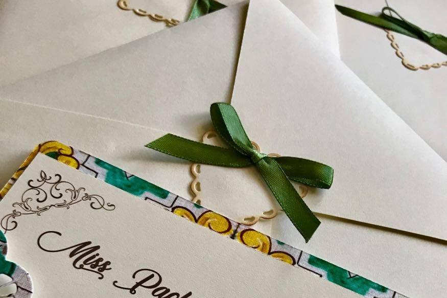Carta Siciliana e Avorio
