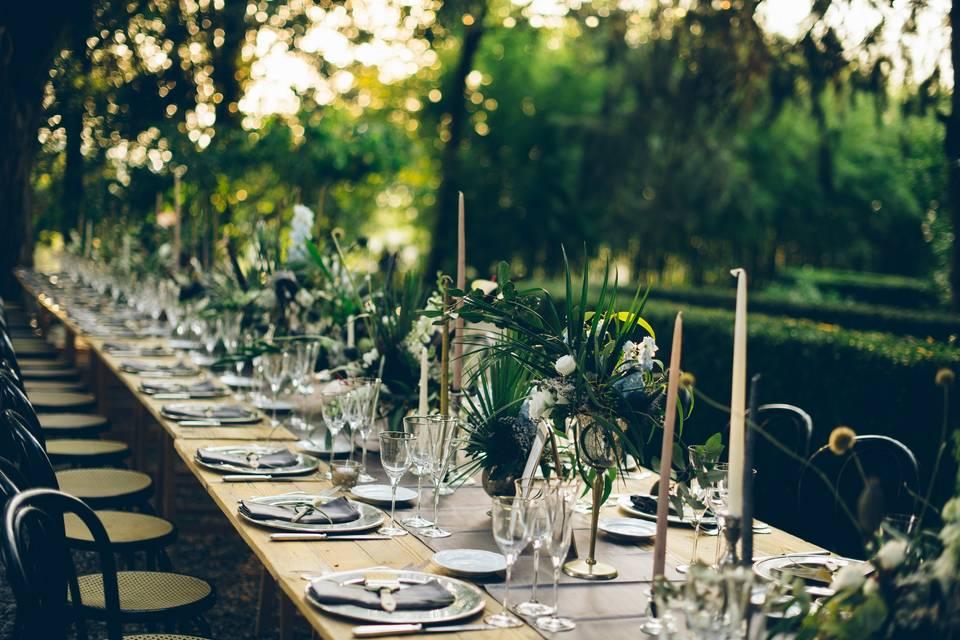 Il tavolo imperiale