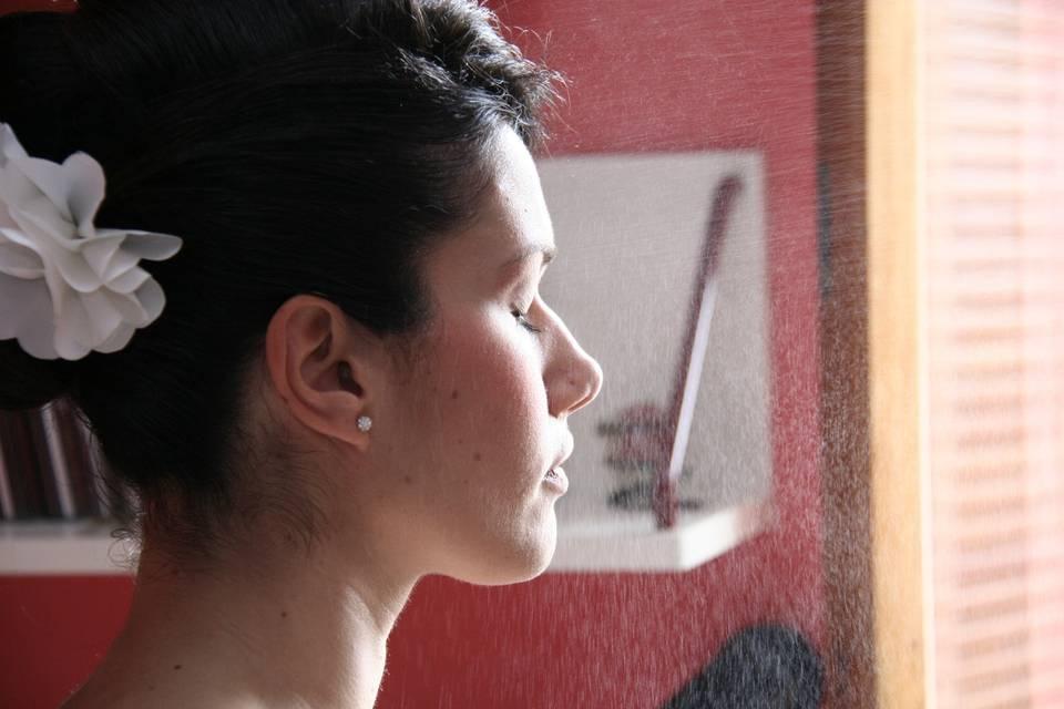 Make-up Artist Mara Amore Bonapasta