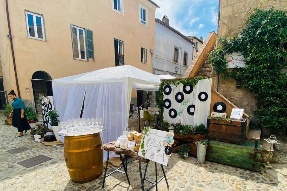 Opera Calcata ~ Ristorante & Suites