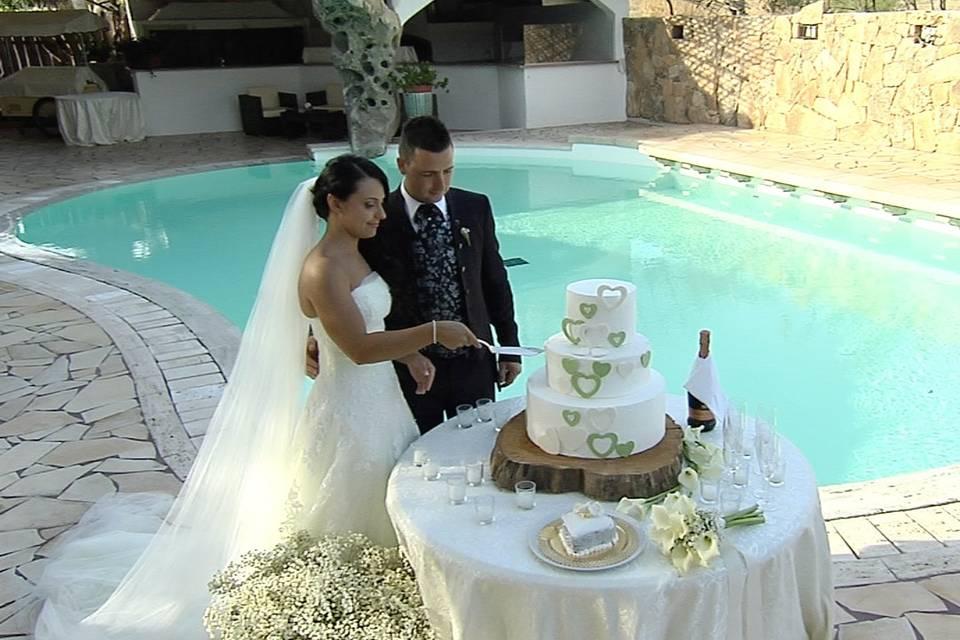 Cene da matrimonio Sardegna