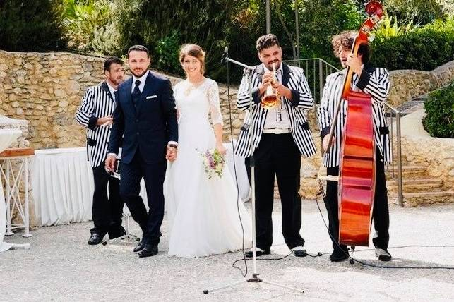 S'Verinais Orchestra Live