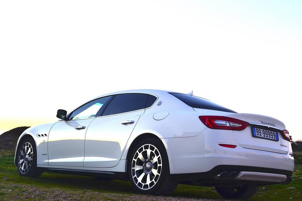 Maserati Luxury Rent Cars