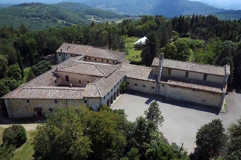VIsta Panoramica Laterale