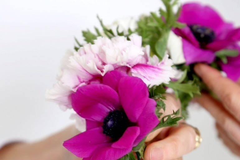 Coroncina floreale