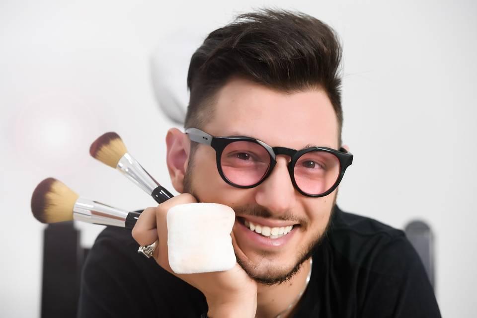 Gianluca Sileno Make up Artist