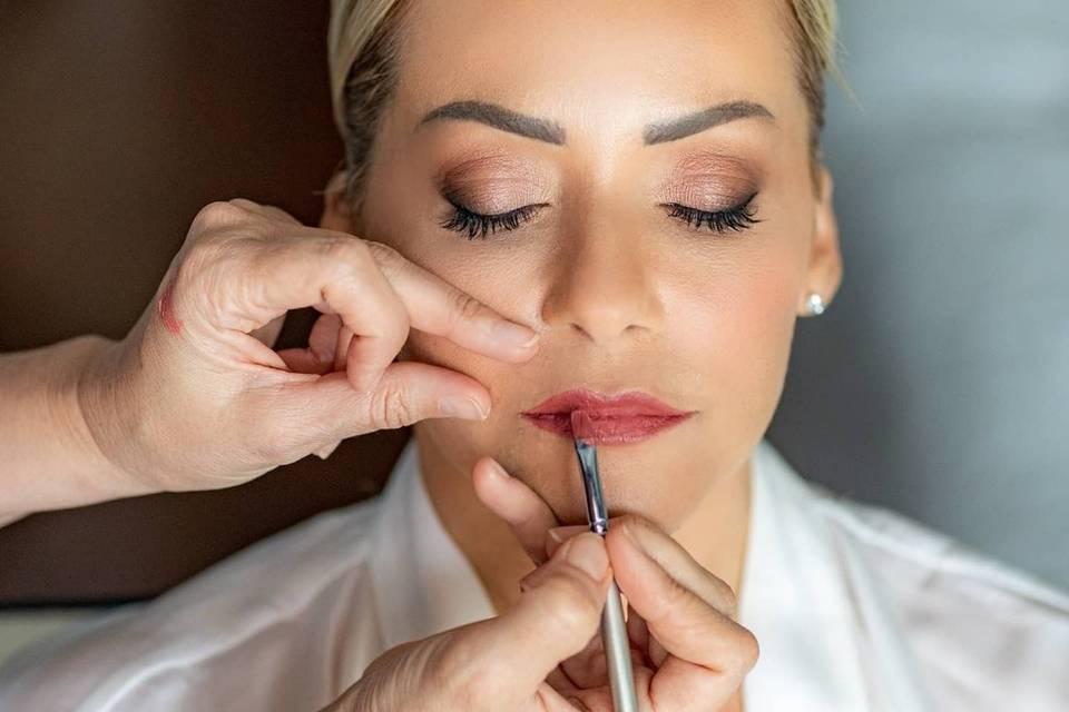 Make up sposa milano