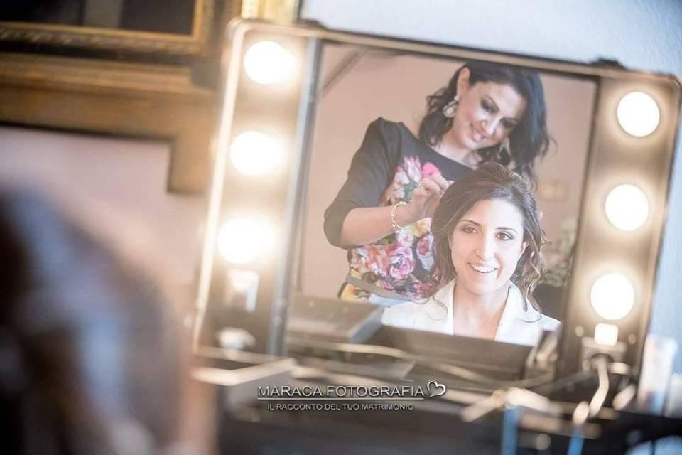 Hairstylist Rossella