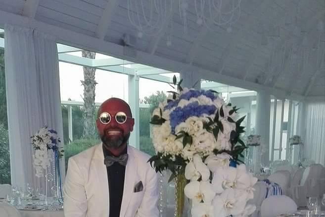 Antonio Crimi wedding planner